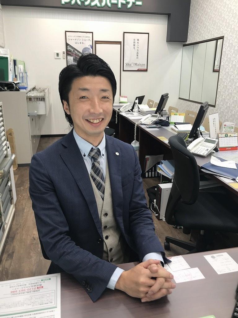 金町店 細井店長代理
